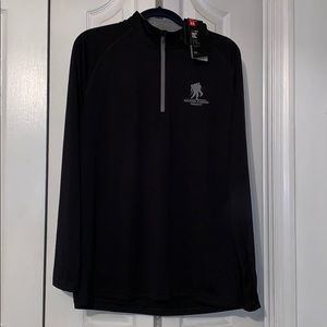 NWT MD Wounded warrior project Under Armour 1/4zip